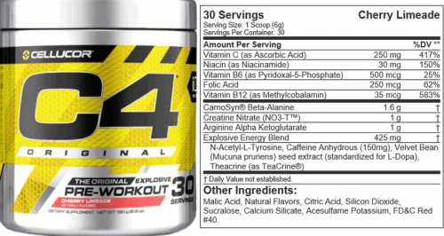 best pre workout for weight loss