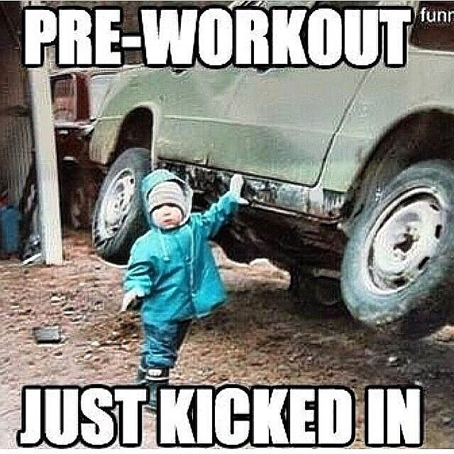 20 Funny Pre Workout Memes Before You Hit The Gym